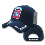 Rapid Dominance S001 The Legend Military Branch Cap: Navy, 82nd Air Borne