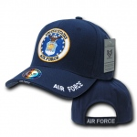 Rapid Dominance S001 The Legend Military Branch Cap: Navy, Air Force