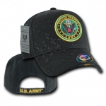 Rapid Dominance S007 Shadow Military Baseball Caps: Black, Army