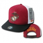 Rapid Dominance S010 Deluxe Mesh Military Caps: Marines