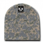 Rapid Dominance R602 Camo Beanies Watch Caps: Universal Digital, Short