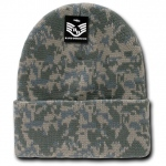 Rapid Dominance R607 Camo Cuff Beanies Watch Caps: Universal Digital