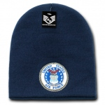 Rapid Dominance S90 Classic Military Work Beanie: Navy, Air Force