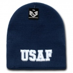 Rapid Dominance S90 Classic Military Work Beanie: Navy, USAF