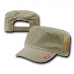 Rapid Dominance R04 Adjustable Patrol Fatigue Caps: Khaki
