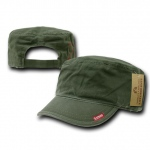 Rapid Dominance R04 Adjustable Patrol Fatigue Caps: Olive