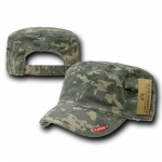 Rapid Dominance R05 Patrol Fatique Caps with Zipper: Universal Digital