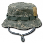 Rapid Dominance R70 ACU /Camo /OD Military Boonie Hats: Universal Digital