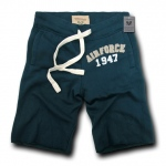 Rapid Dominance R55 Military Applique Fleece Shorts: Navy, Air Force
