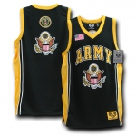 Rapid Dominance R14 Military Basketball Jersey: Black, Army