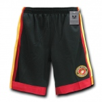 Rapid Dominance R18 Military Performance Short: Black, Marines