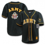 Rapid Dominance R29 Military Baseball Jersey: Black, Army