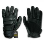 Rapid Dominance T11 Hvy Duty Rappelling/Tactical Glove: Black