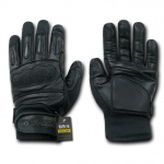 Rapid Dominance T12 Kevlar Tactical Gloves: Black