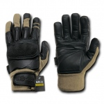 Rapid Dominance T12 Kevlar Tactical Gloves: Khaki