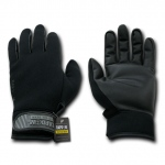 Rapid Dominance T13 Neoprene Patrol Gloves: Black