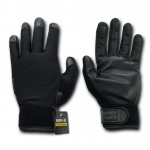 Rapid Dominance T14 - Lycra Duty Gloves: Black