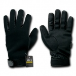 Rapid Dominance T15 Kevlar Patrol Gloves: Black
