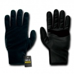 Rapid Dominance T19 Fleece Shooting Gloves: Black