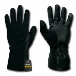 Rapid Dominance T21 Nomex Flight Gloves: Black