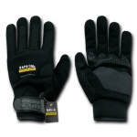 Rapid Dominance T26 Breathable Mechanic's Gloves: Black