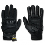Rapid Dominance T40 Nomex Knuckle Glove: Black