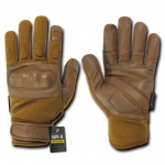 Rapid Dominance T40 Nomex Knuckle Glove: Coyote