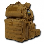 Rapid Dominance T301 Tactical Rex Assault Pack: Coyote