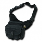 Rapid Dominance T310 Tactical Field Bag: Black