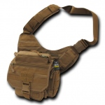 Rapid Dominance T310 Tactical Field Bag: Coyote