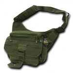 Rapid Dominance T311 Tactical Messenger Bag: Olive Drab
