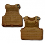 Rapid Dominance T202 Tactical Plate Carrier: Coyote