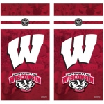 Wild Sports Wisconsin Vinyl Shield
