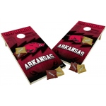 Wild Sports Arkansas Razorbacks Tailgate Toss XL Shields