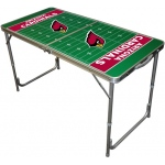 Wild Sports Arizona Cardinals Tailgate Table: 2' x 4'