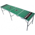 Wild Sports Atlanta Falcons Tailgate Table: 2' x 8'