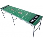Wild Sports Baltimore Ravens Tailgate Table: 2' x 8'