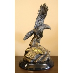 Wild Sports Atlanta Falcons Desktop Statue