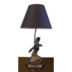 Wild Sports Baltimore Ravens Desktop Lamp
