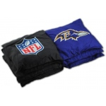 Wild Sports Baltimore Ravens Tailgate Toss Bean Bags