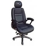 Wild Sports New England Patriots Head Coach Office Chair