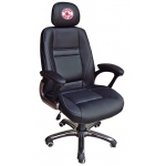 Wild Sports Boston Red Sox Head Coach Office Chair