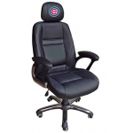 Wild Sports Chicago Cubs Head Coach Office Chair