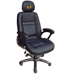Wild Sports Chicago Blackhawks Head Coach Office Chair