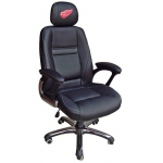 Wild Sports Detroit Red Wings Head Coach Office Chair