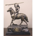 Wild Sports Florida State University Seminoles Desktop Statue