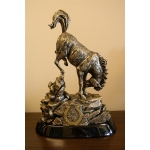Wild Sports Indianapolis Colts Desktop Statue