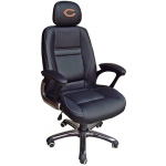 Wild Sports Chicago Bears Head Coach Office Chair