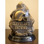 Wild Sports Cleveland Browns Desktop Statue