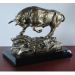 Wild Sports Houston Texans Desktop Statue
